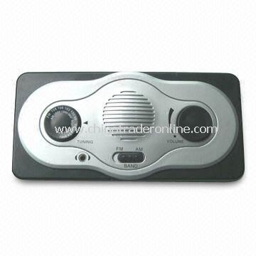 Radio Cooler Bag, Compatible with MP3 or CD Player, OEM Orders are Welcome from China