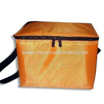 Cooler Bag, Made of 600D Material, Various Sizes and Colors are Available, Suitable for Two Cans