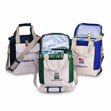 Wine Cooler Bag, Available in Various Kinds of Sizes