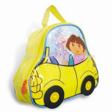 Childrens Lunch Boxes & Cooler Bags, Customized Designs are Welcome from China