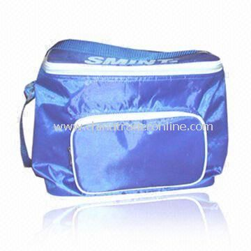 Cooler Bag, Available in Various Designs, OEM Orders are Welcome from China