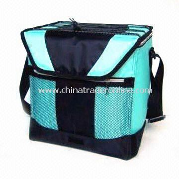 Cooler Bag, Lunch Bag, Picnic Bag, Ice Bag, Promotional Bag, Made of 600D and EPE Foam