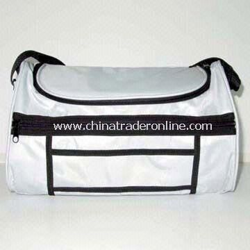 Cooler Bag, Made of 600D PVC, EPE Foam and EVA Lining