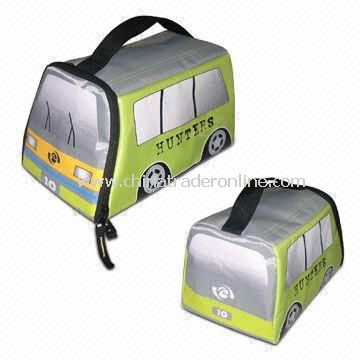 Cooler Bag, Measuring of 28 x 16 x 16cm, Available in Car-shaped Design