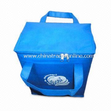Cooler Bag with Cover Fitting, Made of 420D Oxford Material, Suitable for Promotional Purposes