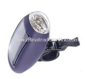 Solar Bicycle Light, Solar Bike Light