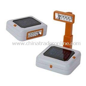 Solar Desk Light