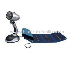 Solar Reading Lamp