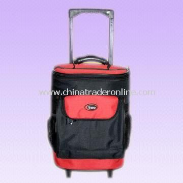 Trolley Cooler Bag with PVC Sheet Lining