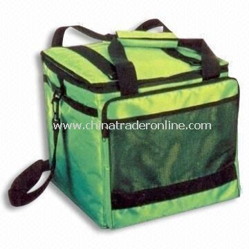 100% Polyester Cooler Bag, Measuring 35 x 25 x 30cm