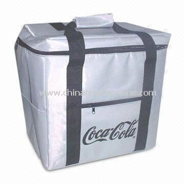 Cooler Bag, Made of 70D Polyester, Suitable for Promotions
