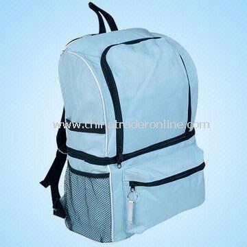 Polyester Cooler Bag in Backpack Design