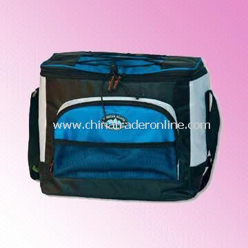 Travel Bag with PVC Lining for Easy Clean Up
