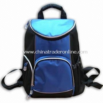Cooler Backpack with Air Mesh Shoulder Straps, Measuring (H x W x D) 14.5 x 12 x 8 Inches