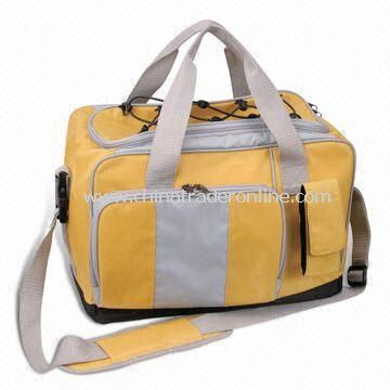 Cooler Bag, Made of 420D/PVC, Measuring 38 x 22 x 27cm