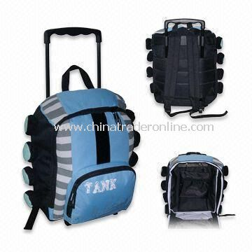 Cooler Bag in Car Shape Design, Made of 600D/PVC
