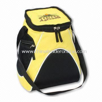 Insulated cooler-1 Insulated Cooler Backpack, Made of 600D Polyester