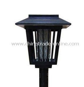 Plastic solar Mosquito Killer light