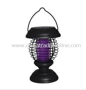 Professional Portable plastic solar Mosquito Killer light