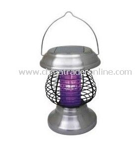 Professional Portable Stainless solar Mosquito Killer light