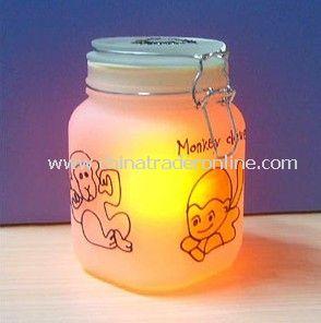 Solar Light Jar, Solar Jar, Solar Sun Jar