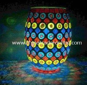 Solar Light Jar, Solar Jar