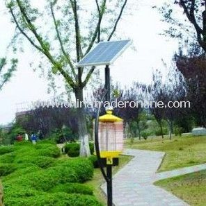 Solar pest Spectrum Lamp,Solar Pest killer,Solar bug kille