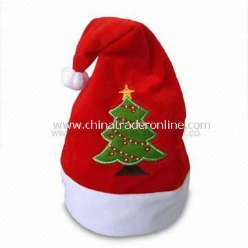 Party Hat, Made of Nonwoven Fabric, Ideal for Christmas Day and Festivals