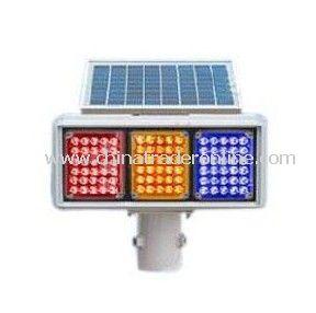 Solar Caution Light, Solar Yellow flashing light, Solar Traffic Light, Solar Signal Light