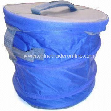 Thermos Bag, Heat Preservated Materials, 420D Oxford or 600D Oxford from China