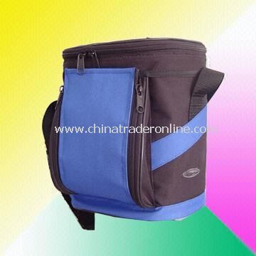 Wheeled Cooler Bag Made of 600D Polyester