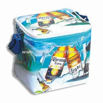 Cooler Bag with Capacity of 12-piece Longneck Bottles