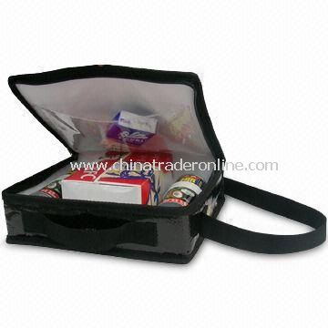 Cooler/Ice Bags, Suitable for Promotions and Gifts, Measuring 10 x 9.5 x 2.5cm