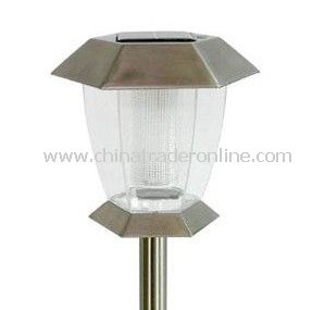 Stainless Steel Solar Lawn Light, Solar Garden Light, Solar Yard Light, Solar Lamp