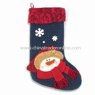 Christmas Stocking, Measures 45cm, Available in Red