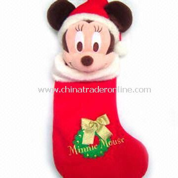 Christmas Stockings on Christmas Stocking   Disney Character Christmas Stocking Free Samples