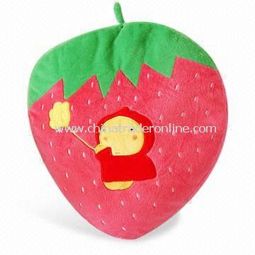 Plush Toy with 100% PP Cotton Inside Filling, Available in Various Designs and Sizes from China