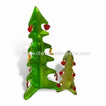 PVC Inflatable Christmas Tree Available in Various Colors and Designs