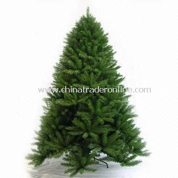 Artificial Brewer Spruce Christmas Tree with Metal Stand and 1,570 Tips from China