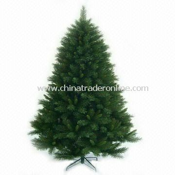 Artificial Canadian Balsam Christmas Tree with Diameter of 38-inch