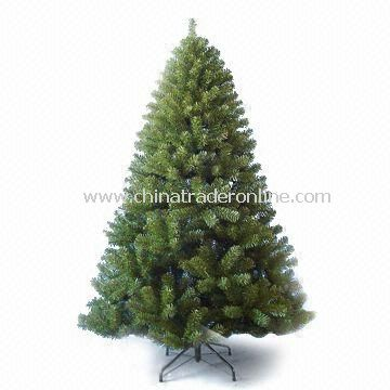 Artificial Victoria Pine Christmas Tree, Available in Various Styles, Made of PVC