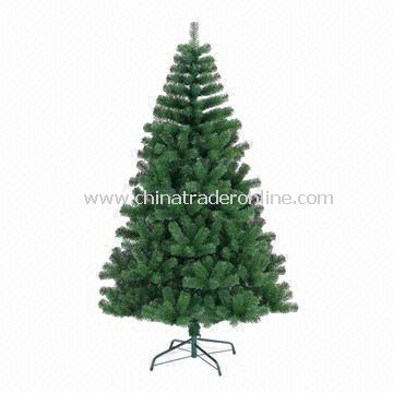 Christmas Tree, Normal, LED and Optical Fiber Types are Available, CE and UL Certified