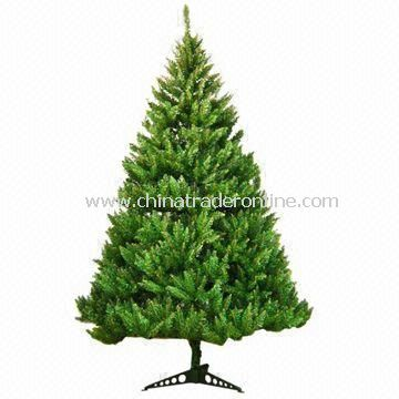 Christmas Tree with LED/Optical Fiber, Available in 0.3 to 5m Height Option