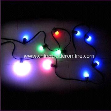 Deco String Light with 1W Power and 230V Voltage, CE Approved