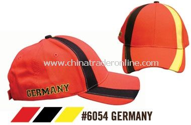 CAPS FOR GERMAN SUPPORTERS