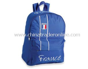 France Soccer Supporter backpack
