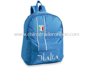 Italian Football Supporters Backpack