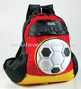 Soccer Backpack from China