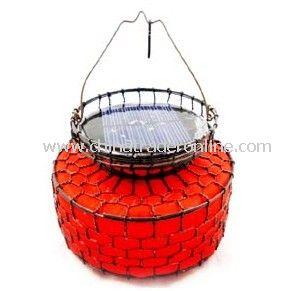 Solar Weave Lantern
