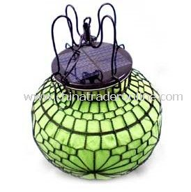 Solar Weave Lantern from China